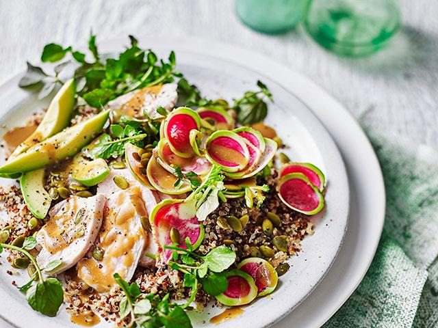 High Protein Meals For Work Women's Health UK