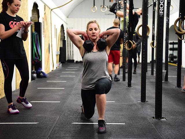Crossfit For Beginners - Women's Health UK