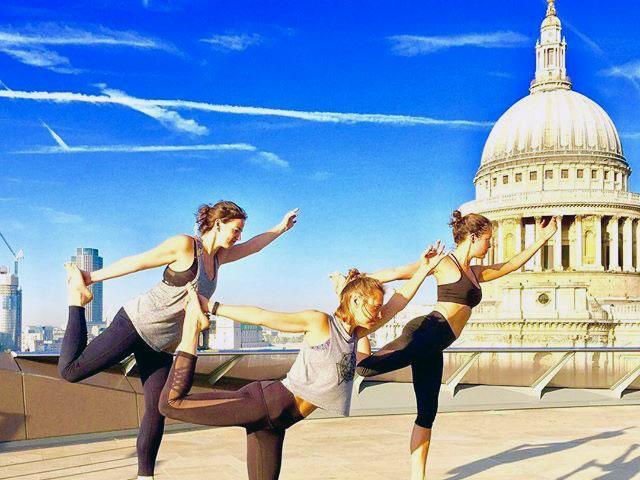 Best Rooftop Workouts - Women's Health UK