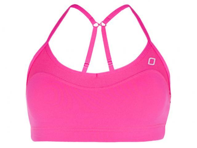 Lorna jane emilia bra shocking pink