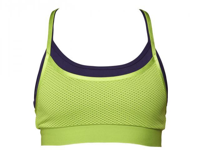 Roxy sports bra embrace bra
