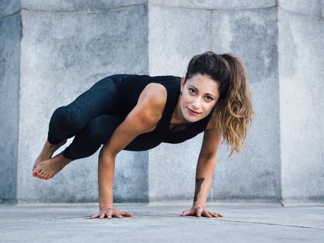 Will Yoga Make Me Strong?-Will Yoga Make Me Strong?-Women's Health UK