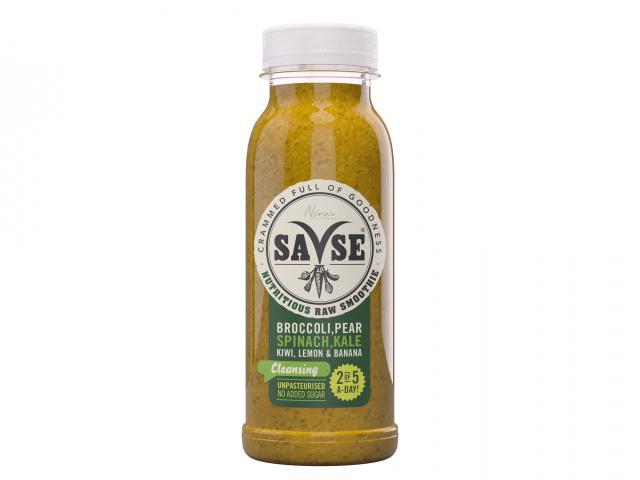 Savse super green juice