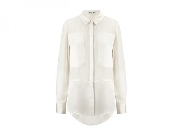 White shirt Whistles