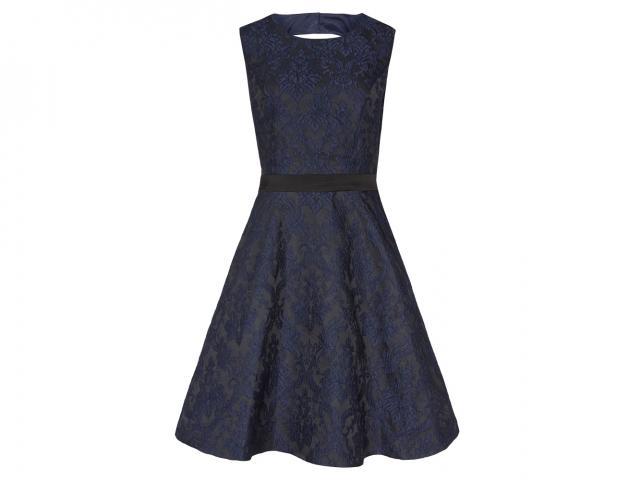 Blue dress Reiss