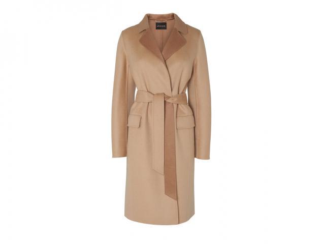 Camel coat Jaegar