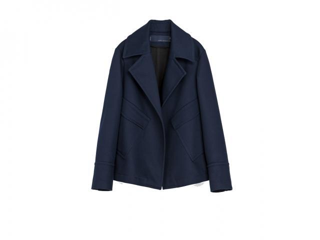 Studio Coat Zara