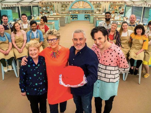 Bake Off - Women's Health UK