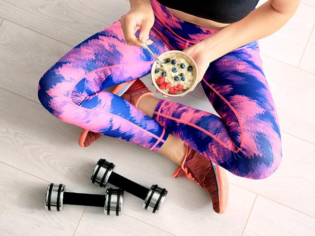 Womens health pt snacking