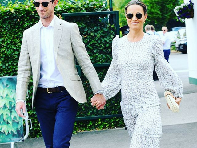 Pippa Middleton Reveals Her Pregnancy Exercise Regime - Women's Health UK