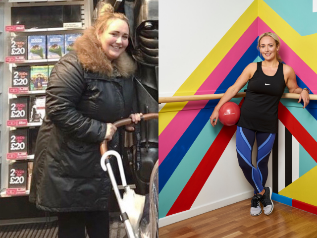 'Getting Fit Made Me A Much Better And Happier Mum'