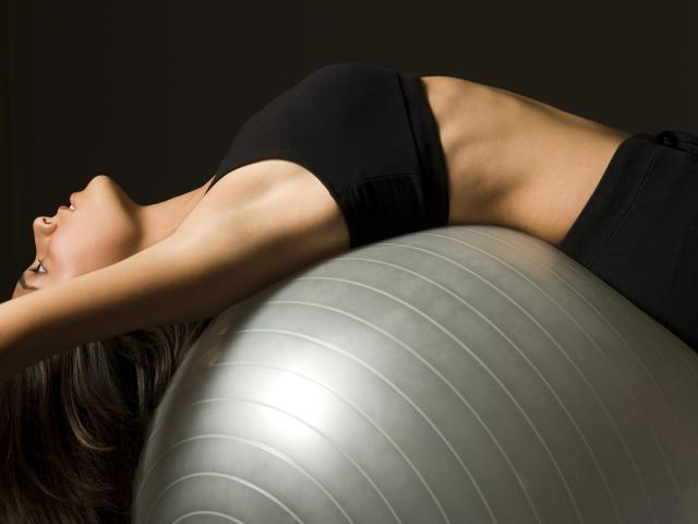 Pilates-swiss-ball-shutterstock