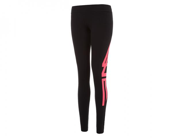 Womens cp cropped neon leggings
