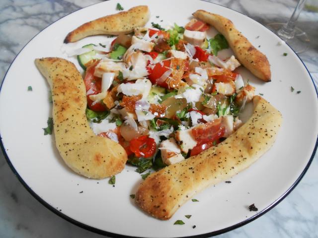 Pizza-express-pollo-pancetta-salad