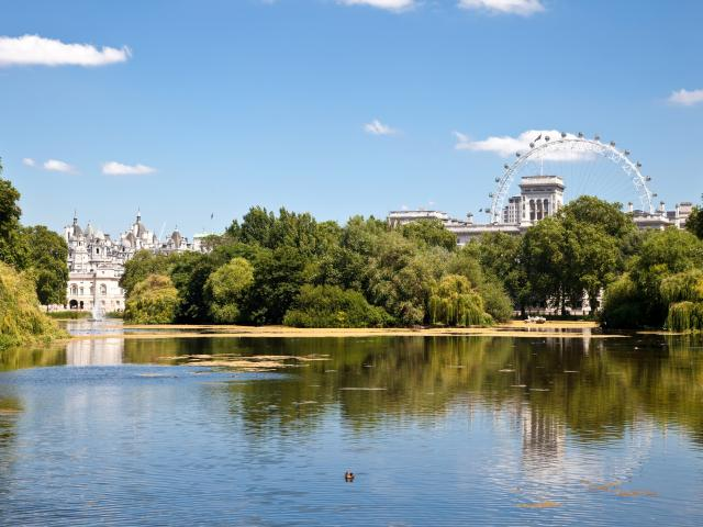 St-james-park-london-shutterstock